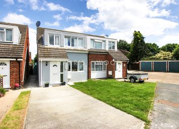 Thumbnail 3 bed semi-detached house for sale in Onslow Crescent, Colchester