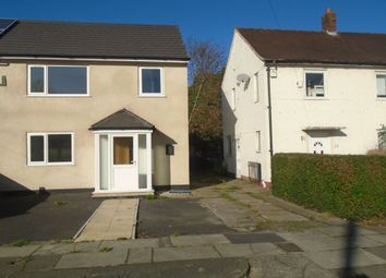 Thumbnail 3 bed semi-detached house for sale in Belsay Drive, Wythenshawe, Manchester