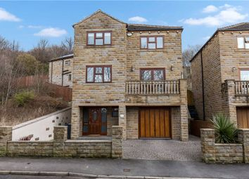 Thumbnail 5 bed detached house for sale in Middle Road, Earlsheaton, Dewsbury, West Yorkshire