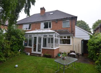 Thumbnail 3 bedroom semi-detached house for sale in Bromford Road, Hodge Hill, Birmingham