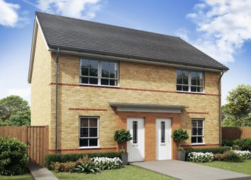 """Thumbnail 2 bed end terrace house for sale in """"Kenley"""" at Tiber Road, North Hykeham, Lincoln"""