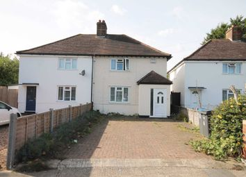 Thumbnail 3 bed semi-detached house to rent in Warwick Road, New Malden