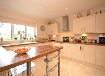Thumbnail 4 bed detached house for sale in Station Road, Wootton Bridge, Ryde