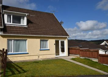 Thumbnail 1 bed detached bungalow for sale in Pontwelly, Llandysul