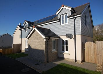 Thumbnail 4 bed detached house for sale in Garden Meadows Park, Tenby