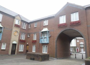 Thumbnail 1 bed flat for sale in Monmouth House, Marina, Swansea
