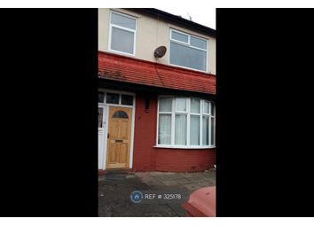 Thumbnail 3 bedroom terraced house to rent in Jesmond Avenue, Blackpool