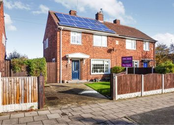 Thumbnail 3 bed semi-detached house for sale in Coxs Lane, Mansfield