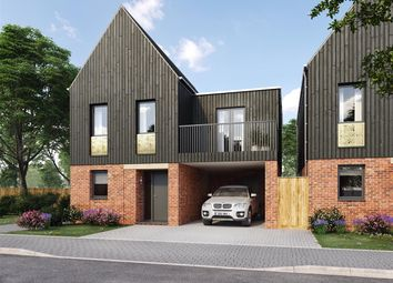 Thumbnail 4 bedroom detached house for sale in Trinity Gardens, Rayne Park, Norwich