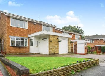 Thumbnail 3 bed detached house for sale in Grendon Gardens, Merry Hill, Wolverhampton