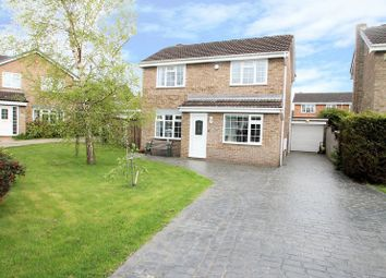 Thumbnail 4 bed detached house for sale in Nederdale Close, Yarm