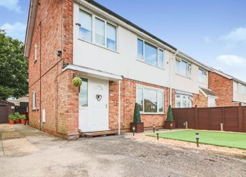 Thumbnail 3 bed semi-detached house for sale in Carver Road, Immingham