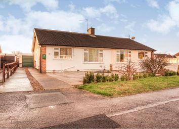 Thumbnail 2 bed semi-detached bungalow for sale in Cotswold Way, York