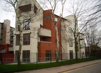 Thumbnail 2 bed flat for sale in Greenslade House, The Manor, Beeston