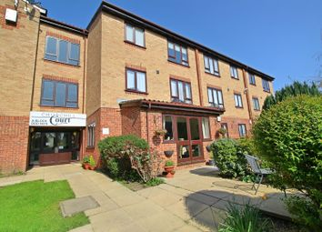Thumbnail 1 bedroom flat for sale in Ainsley Close, London