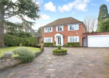 Thumbnail 4 bed detached house for sale in Banstead Road, Banstead
