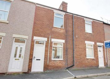 Thumbnail 2 bed terraced house to rent in Elton Street, Chesterfield, Derbyshire