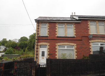 Thumbnail 3 bed end terrace house for sale in Snatchwood Road, Abersychan, Pontypool