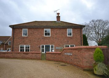 Thumbnail 4 bedroom detached house for sale in Jannochs Court, Dersingham, King's Lynn