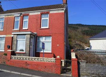 Thumbnail 3 bed end terrace house for sale in Garnwen Road, Nantyffyllon, Maesteg, Mid Glamorgan