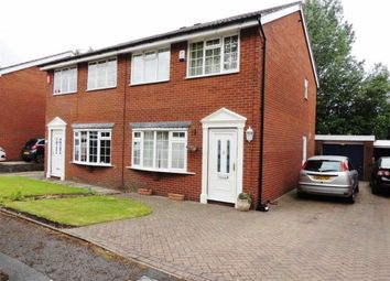 Thumbnail 3 bedroom semi-detached house for sale in St. Martins Close, Droylsden, Manchester