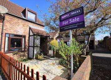 Thumbnail 1 bedroom end terrace house for sale in Tudor Walk, Weybridge