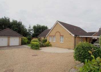 Thumbnail 2 bed semi-detached bungalow for sale in Wood Avens Way, Wymondham