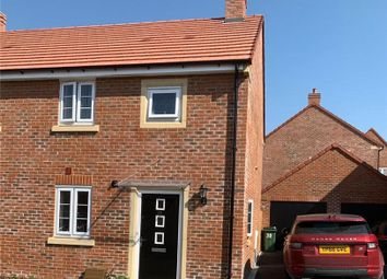 Thumbnail 3 bed semi-detached house for sale in Hasker Road, Basingstoke, Hampshire