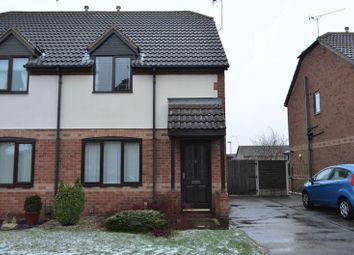 Thumbnail 3 bedroom semi-detached house to rent in Ashberry Drive, Scunthorpe