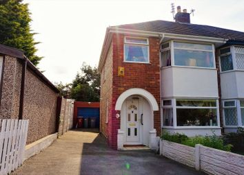 Thumbnail 3 bedroom semi-detached house for sale in Bowfell Close, Blackpool