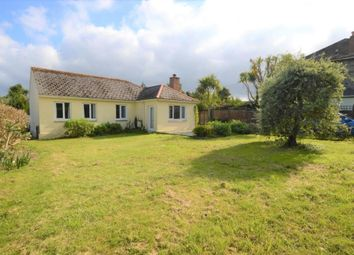 Thumbnail 3 bed detached bungalow for sale in Trelissick Road, Hayle, Cornwall