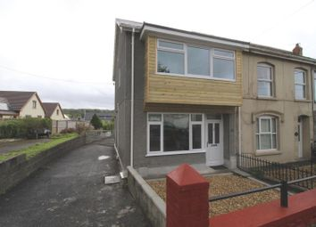 Thumbnail 3 bed terraced house for sale in Heol Cwmmawr, Drefach, Llanelli