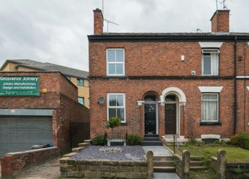 Thumbnail 3 bed end terrace house for sale in Grosvenor Road, Altrincham