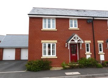 Thumbnail 3 bedroom semi-detached house to rent in Webbers Way, Tiverton
