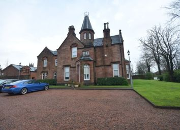 Thumbnail 2 bed flat for sale in The Lindens, Bothwell, Glasgow