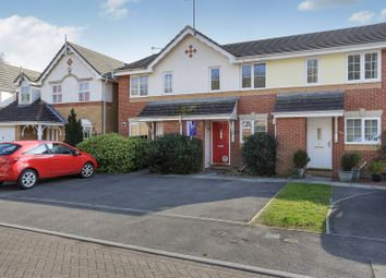 Thumbnail 2 bed terraced house to rent in Andersen Close, Whiteley, Fareham