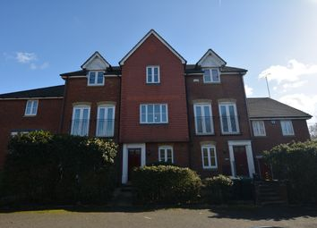 Thumbnail 3 bed end terrace house to rent in Guernsey Way, Kennington, Ashford, Kent