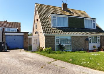 Thumbnail 3 bed semi-detached house to rent in Kingfisher Close, Whitstable