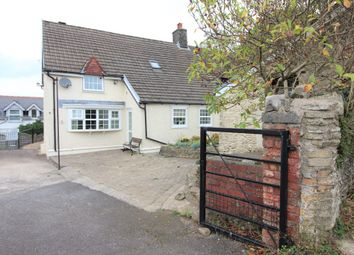 Thumbnail 2 bed cottage for sale in Twyn Road, Abercarn, Newport