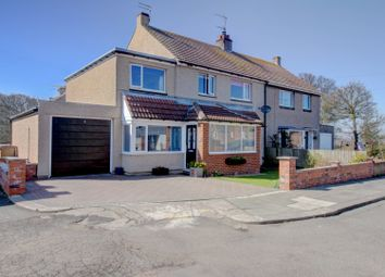 Thumbnail 5 bed semi-detached house for sale in Bisley Road, Amble, Morpeth