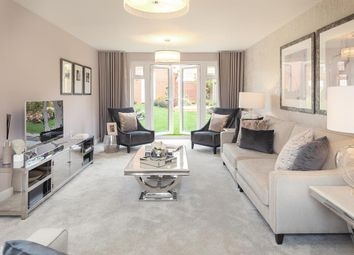 "Thumbnail 5 bed detached house for sale in ""Henley"" at Old Derby Road, Ashbourne"