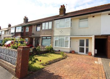 Thumbnail 3 bed terraced house for sale in Melbourne Avenue, Fleetwood
