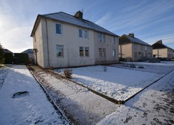 Thumbnail 1 bed flat for sale in Keir Hardie Crescent, Galston