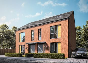 Thumbnail 2 bedroom semi-detached house for sale in Signal Hill Road, Bordon