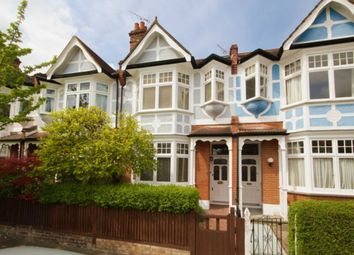 Thumbnail 3 bed property to rent in Fielding Road, London