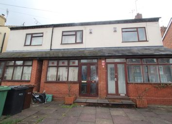 Thumbnail 3 bed terraced house for sale in Clark Road, Wolverhampton