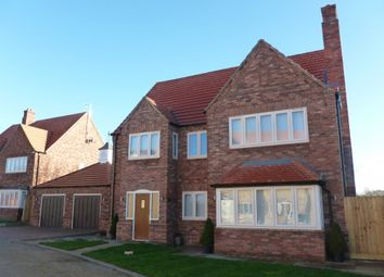 Thumbnail 4 bed detached house to rent in Kingsland Close, Newgate Street, Doddington