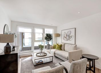Thumbnail 2 bed flat for sale in Longfield Avenue, London