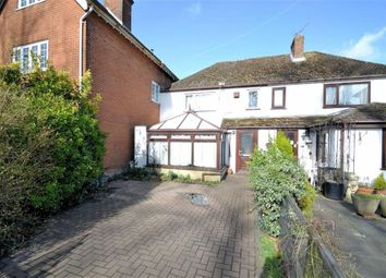 Thumbnail 2 bed terraced house for sale in Stroud Green, Newbury, Berkshire