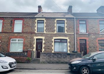 Thumbnail 3 bed terraced house for sale in Edward Street, Port Talbot, Neath Port Talbot.